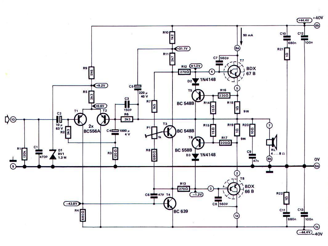 Großartig Car Audio Verstärker Schaltplan 3 Bilder - Schaltplan ...